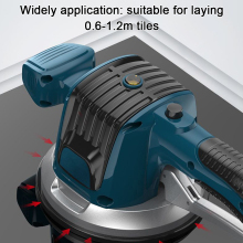 Vibrating-Tool Tiling-Machine Suction-Cup Tile Laying Wall-Floor-Tile with Large Utomatic