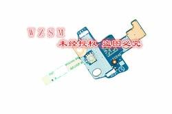 Новая задняя панель, оригинальная для платы кнопки питания HP 15-CX 15-CX0058WM (L20342-001)