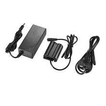 Andoer Eh-5 Plus EP-5B Ac Power Adapter Dc Coupler Camera Charger Vervangen Voor EN-EL15 Voor Nikon D7000 D7100 d850