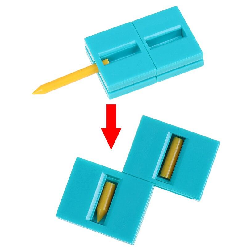 Broken Pencil Restore Magic Trick Pencil To Be Reverted Magic Tricks Close Up Gimmick For Children Gift