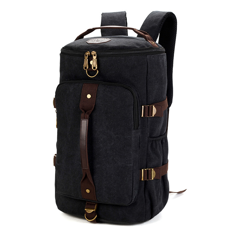 Jorgeolea Travel Large Capacity Backpack Male Luggage Shoulders Bag Notebook Backpaking Men Functional Versatile Bag S1228