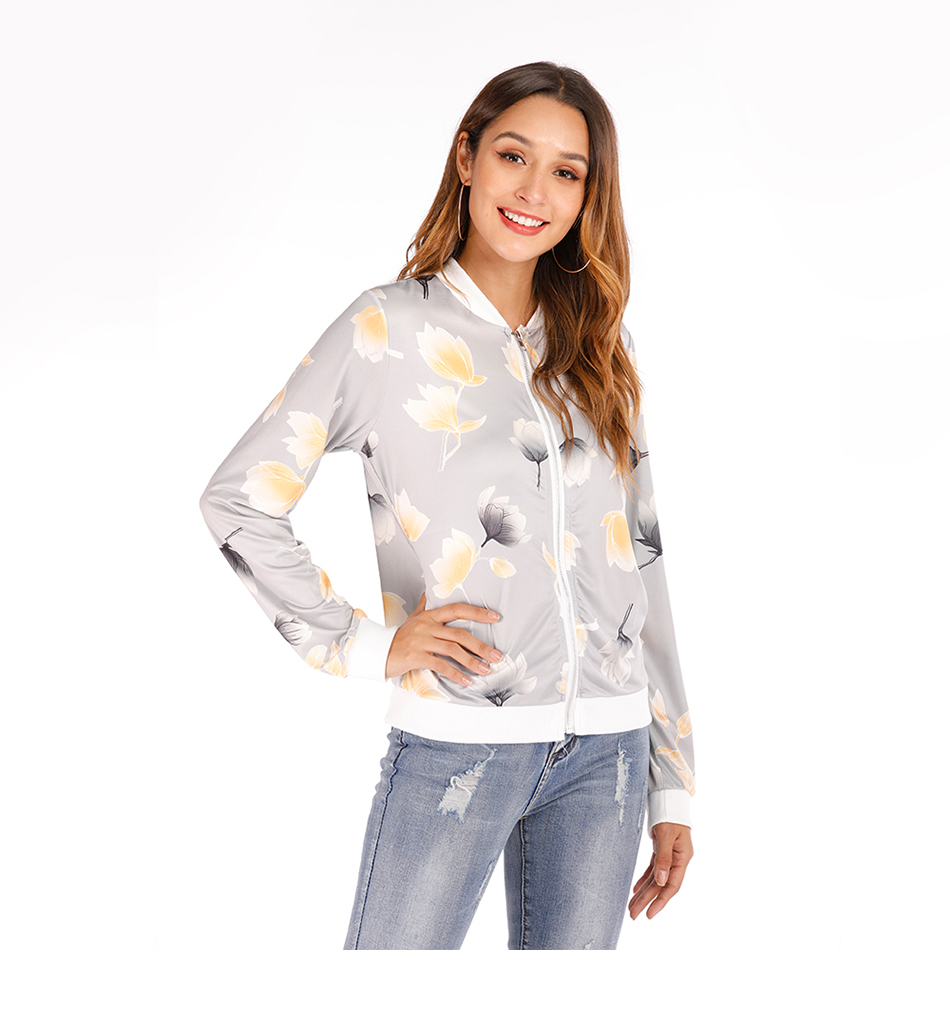 Hee4d22f33763472c9faee4b30e909914m Plus Size Spring Women's Jackets Retro Floral Printed Coat Female Long Sleeve Outwear Clothes Short Bomber Jacket Tops 5XL