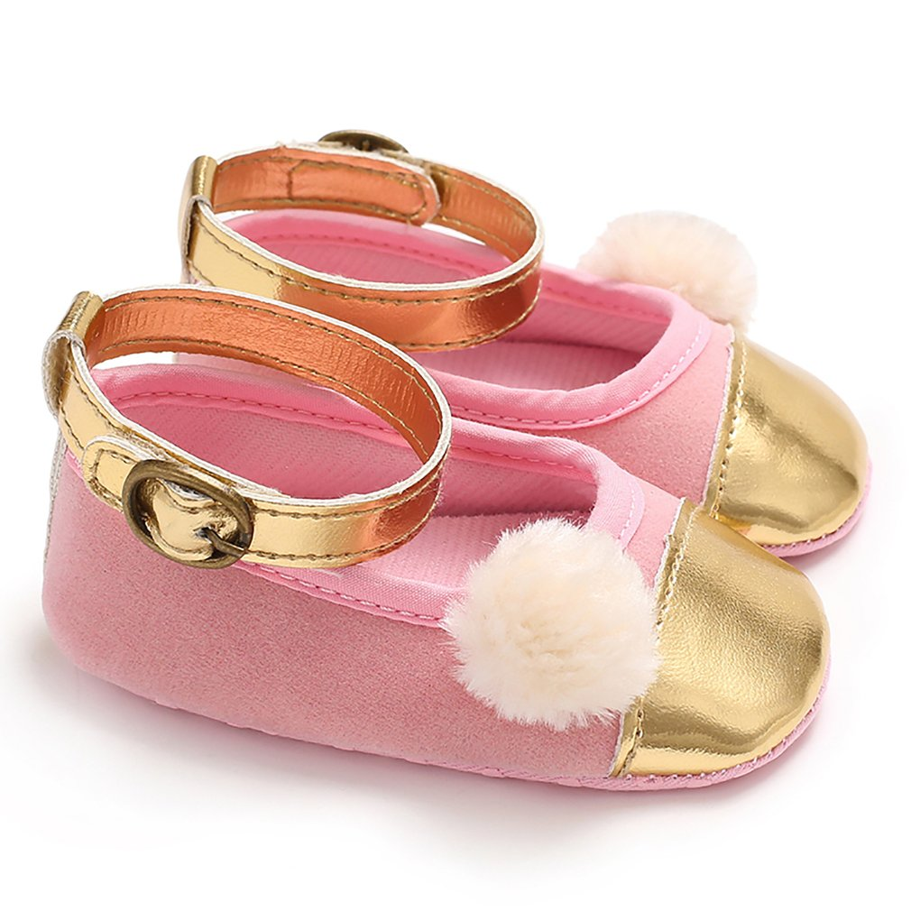 Autumn/Spring Baby Toddle Shoes Newborn Boys Girls Shoes PU Leather Moccasins Sequin Baby First Walkers Baby Shoes For 0-18M