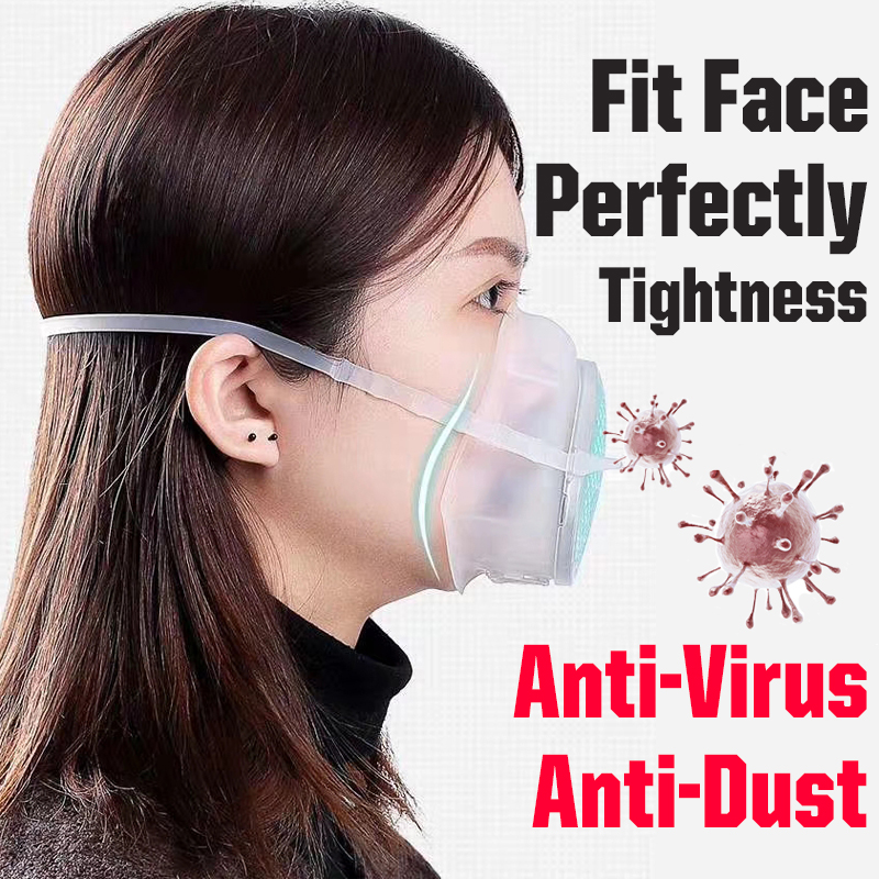 N95 Respirator Mask Anti Virus Adult Mask N95 Resuable Kids Anti Corona Virus Masks With 4 Layer Filters Anti Dust Masks