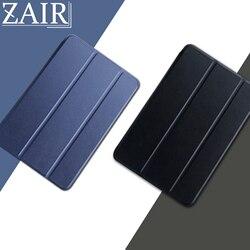 Coque pour tablette Huawei MediaPad T5, 10.1 pouces, coque de protection pour Huawei, solide, avec trois plis, pour modèles AGS2-W09/W19/L03/L09