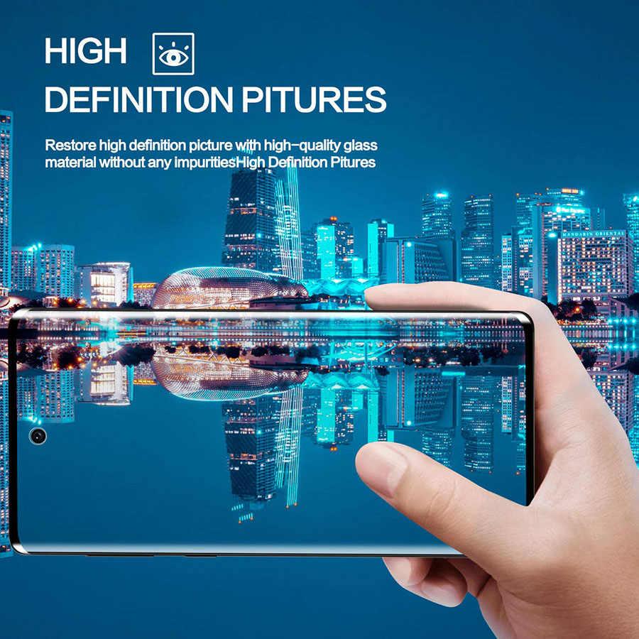 3D zakrzywione anty szpieg szkło hartowane dla Huawei P30 Mate 20 P40 Pro Nova 5T P40 Lite prywatność anti-peep Screen Protector Honor20 Pro