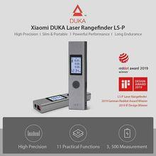 Youpin Duka 40m Laser télémètre LS P USB flash charge télémètre haute précision mesure télémètre