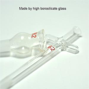Image 3 - Homogénéisateur en verre Tube de meulage de tissu de lyse de cellules homogénéisateur de donce de 0.5 ml pour le pilon de mouture en verre disolation de cellules 5 / PK