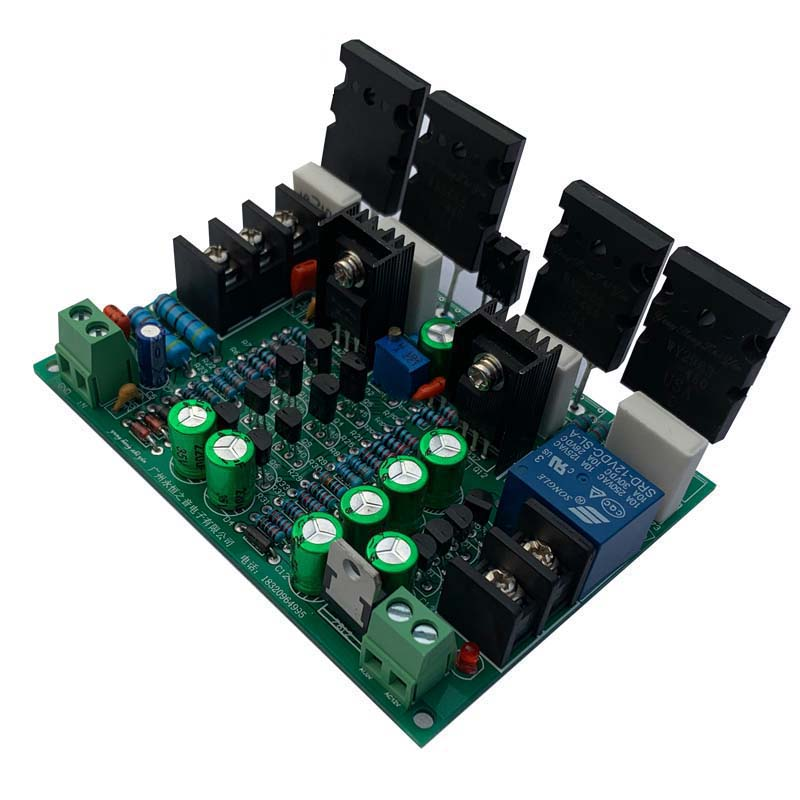 New 2 0 stereo digital amplifier board 200W mono Hifi Pure after the class A1943 5200