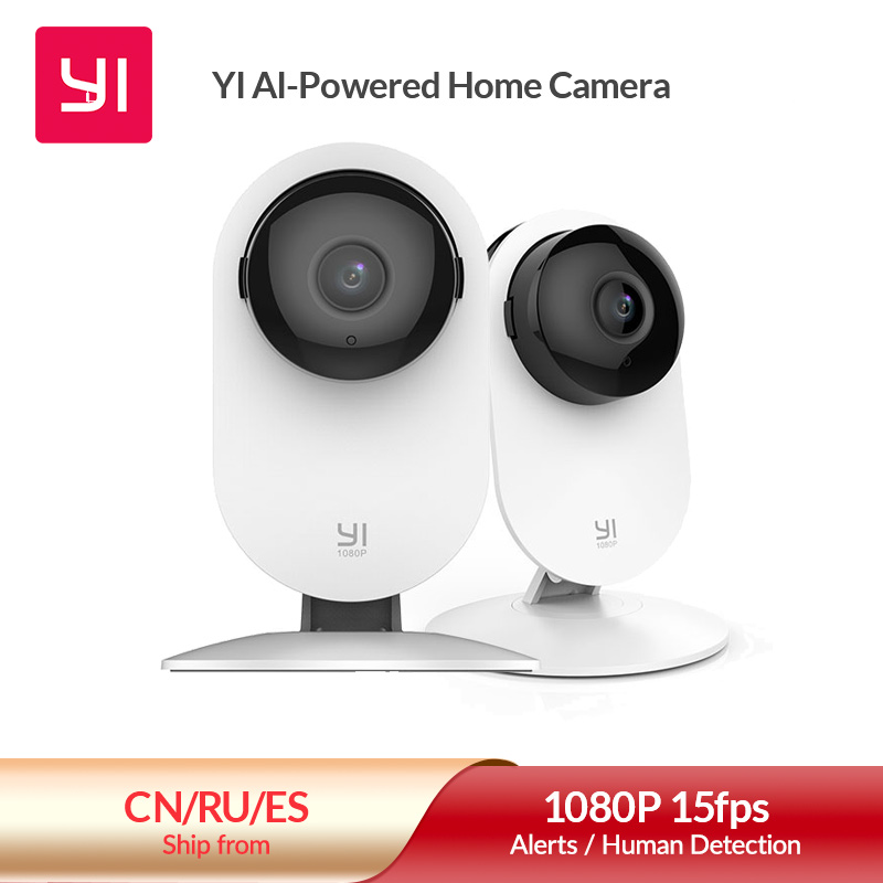 YI 1080p Home Camera Indoor Security Camera Surveillance System with Night Vision for Home/Office Monitor White|home camera|wireless ipcamera wireless - AliExpress