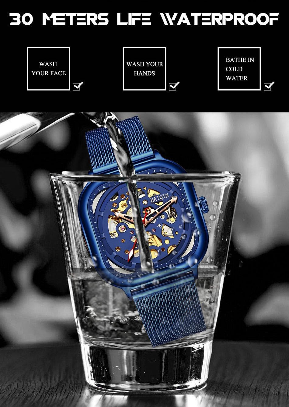 Hee51693c821f4f9aa9ec6ed87ba475dd7 HAIQIN 2019 Fashion Mechanical mens watches top brand luxury sport wristwatch men waterproof Quartz mens clock Relogio Masculino