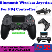 Bluetooth Wireless Joystick for PS4 Controller For Playstation Dualshock 4 Gamepad video game consoles Fit For mando ps4 Console