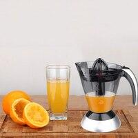 1L Haushalt Orange Squeezer Kauen Entsafter Langsam Orange Entsafter Frische Obst Saft UK Stecker-in Entsafter aus Haushaltsgeräte bei