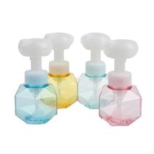 Soap-Bottle Lotions Refillable Flower-Pump Foaming Head 300ML Cosmetic