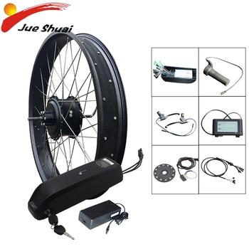 Kit de Bicicleta eléctrica de 20 y 26 pulgadas, 48V1000W, neumático ancho,...