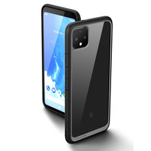 For Google Pixel 4 Case (2019 Release) SUPCASE UB Style Anti knock Premium Hybrid Protective TPU Bumper Clear PC Back Cover Case