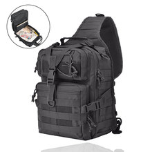 Bag Army Rucksack Molle Backpack Assault-Pack Tactical Sling Military Hunting Outdoor Hiking