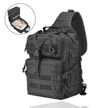 20L Tactical Molle Backpack Sling Assault Pack Bag Army Military Waterproof EDC Rucksack Bag for Outdoor Hiking Camping Hunting 900d waterproof military tactical assault molle pack backpack army rucksack outdoor sport bags hiking camping hunting backpack