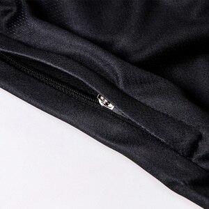 Image 5 - ZRCE chándal de estilo chino para hombre, ropa deportiva de compresión para gimnasio, para correr y trotar