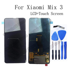 6.39 brand new AMOLED For Xiaomi Mix 3 LCD Display digitizer Accessories replacement 100%new OLED Repair kit