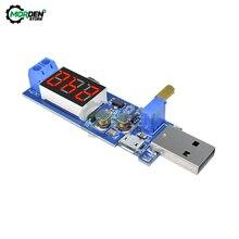 Micro USB DC-DC 5V à 1.2 -24V, Module d'alimentation électrique réglable, Boost Buck convertisseur, affichage numérique LED
