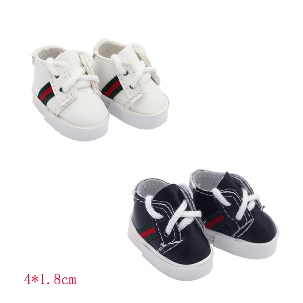 1/6 BJD Doll Boots Toy Shoes For Blyth Pullip Doll,4cm Mini Leather Boots Shoes For 15CM EXO KPOP Dolls Accessories Toys