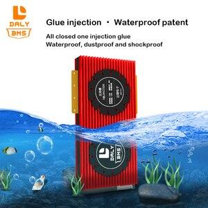 Image 2 - דיילי 13S 48V ליתיום סוללת ליתיום הגנת לוח איזון eBike פריקת מטען 18650 Lipo BMS 15A 30A 50A 60A 80A 100A 200A