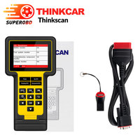 Thinkcar Thinkscan 600 ABS/ SRS OBD2 Scanner TS600 oil / TPMS / EPB reset obd ii code reader scanner PK CR619 AL619