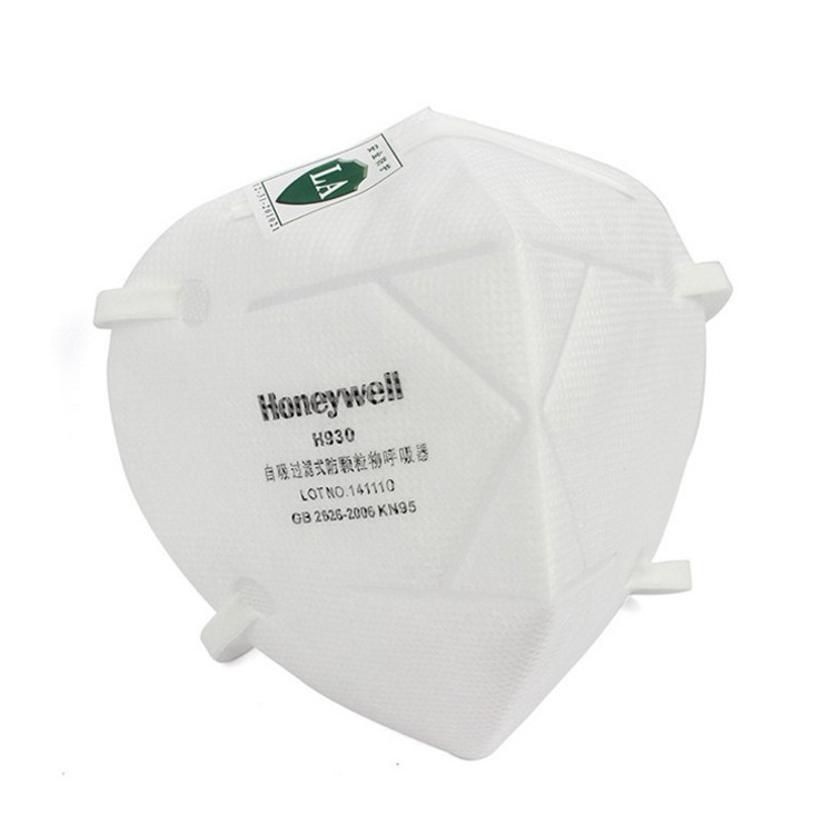 Honeywell H930 Face Mask KN95 Class Ear Style Anti-fog Haze PM2.5 Anti-Tail Gas Dust Respirator