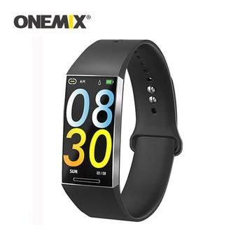 ONEMIX Smart Bracelet Message Reminder Waterproof Step Counter Convenient Bluetooth Sport Watch