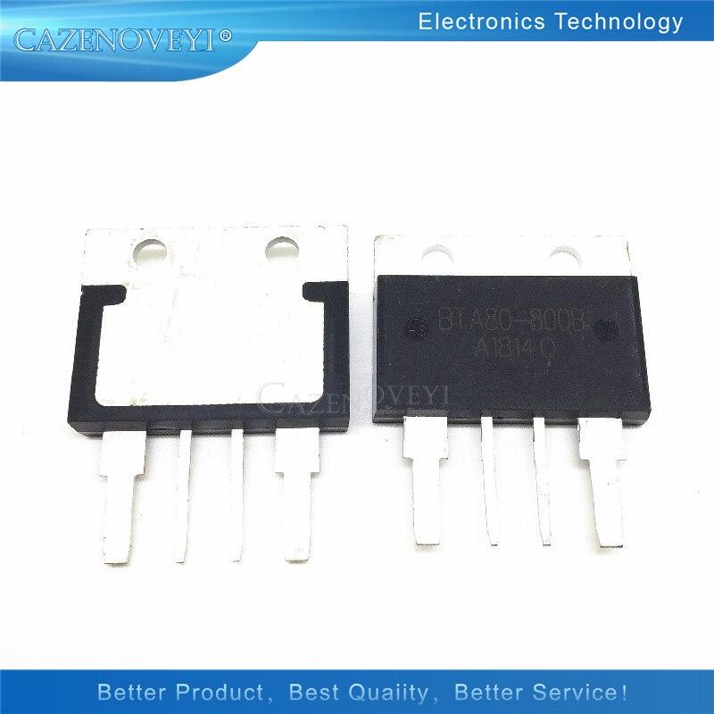 1pcs/lot BTA100-800B BTA100 BTA100-800 100A 800V TO-4PL In Stock