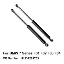 Capô Elevador de Gás Do Cilindro Pressurizado Primavera 51237289753 para BMW Série 7 F01 F02 F03 F04 730d 730i 740i 750i 730Li 740Li 750Li