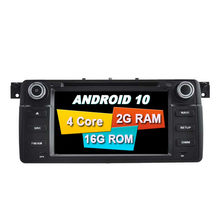 ANDROID apps google play store 10,0 FÜR BMW E46 AUTO band recorder radio multimedia player AUDIO DVD automotive GPS navigation(China)