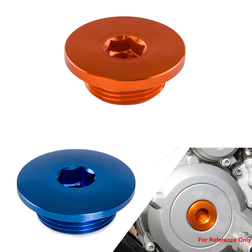 Ignition Cover Plug For <font><b>KTM</b></font> 390 690 <font><b>950</b></font> 990 1190 1290 RC Duke SMC Enduro ABS Supermoto <font><b>SM</b></font> SMT SMR Super Duke Adventure Adv RC8 image