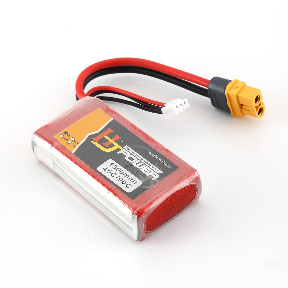 4S RC <font><b>Lipo</b></font> Battery <font><b>11.1V</b></font> 850mAh 1300mAh 1500mAh <font><b>2200mAh</b></font> 2600mAh 30C 35C 45C 120C For RC Airplane Helicopter Quadcopter Car Boat image