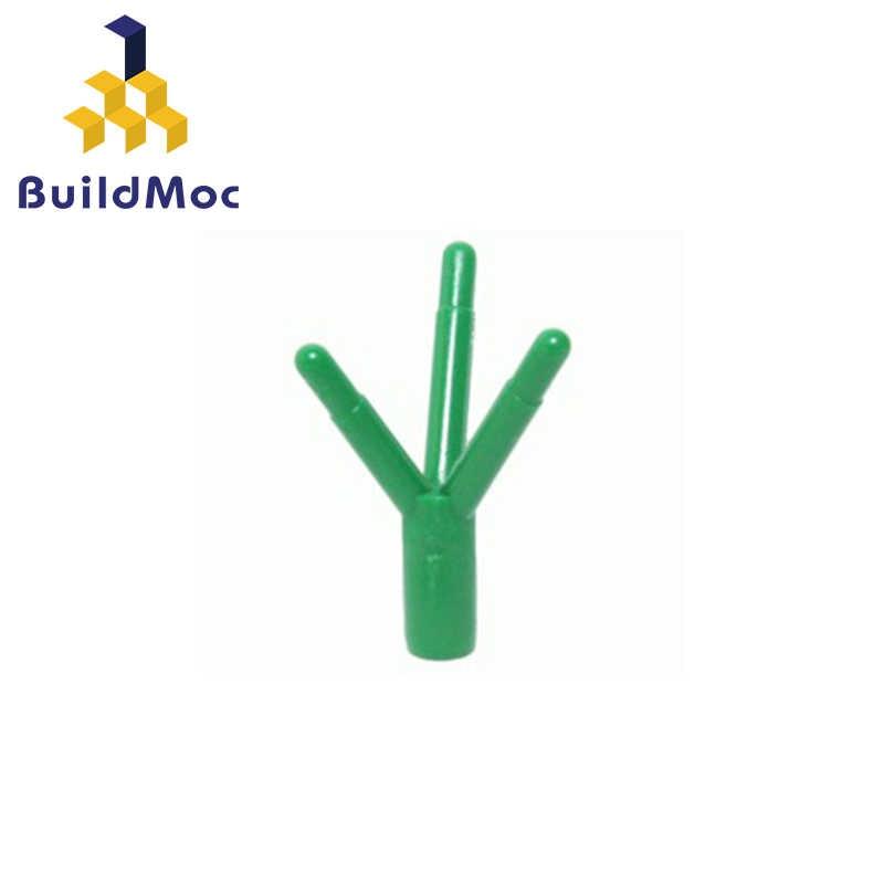 Buildmoc Kompatibel untuk LEGO 99249 Bunga Bangunan Blok Bagian Logo Logo Pendidikan Kreatif Hadiah Mainan