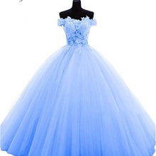 BM Ball Gown Quinceanera Dresses 2021 Tulle Beads Debutante Vestidos 15 Anos Sweet 16 Prom Party Gown Via Express Shipping BM351