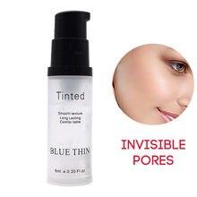 Face base primer maquiagem líquido fosco compõem linhas finas óleo-controle creme facial iluminar fundação primer cosméticos