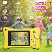 Новейшая Высококачественная детская мини-зеркальная камера, подарки, игрушки на Рождество, 2,0 дюймов, ips HD, цифровая, 1080 P, камера записи видео