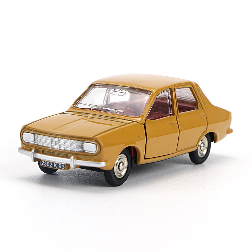 Купить с кэшбэком Atlas Dinky Toys 1424 1/43 RENAULT 12 Une Produetion Diecast Car Model Collector