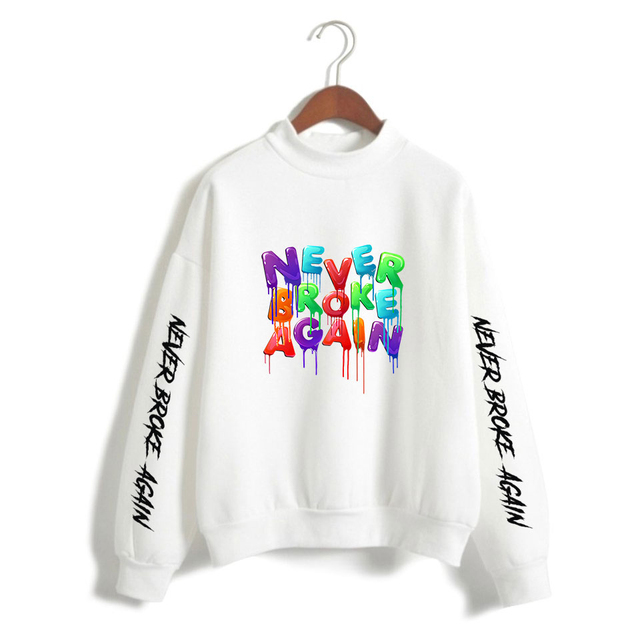 YOUNGBOY NEVER BROKE AGAIN SWEATSHIRT (25 VARIAN)