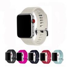 EIMO correa strap For Correa Apple watch band 42mm 38mm iWatch series 3 2 1  nato active pulseira silicone watchband joseph correa 60