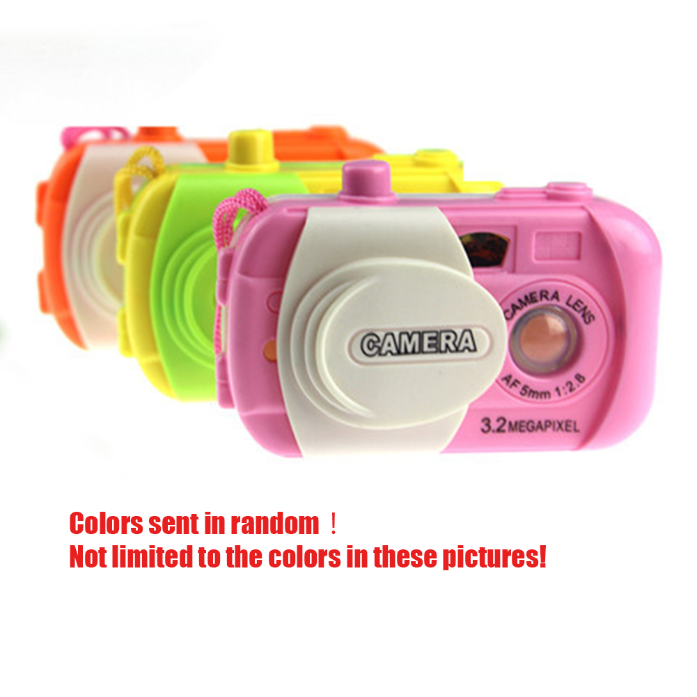 Kids Learning Study Toy Projection Camera Educational Toys For Children