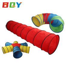 BQY A Fun and Exciting Play Tunnel Crawl Through for Kids Dog Toddler Babies Children Easy Storage Portability Toys