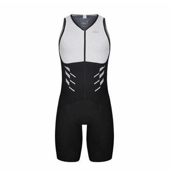 2019 vélo équipe compétition équipe triathlon gilet onesies hommes une pièce gilet parfait roka cyclisme maillot