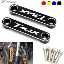 Для Yamaha TMAX 530- T MAX 530 SX/DX- аксессуары для мотоциклов передняя ось копировальная пластина декоративная крышка