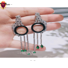 Pendientes colgantes vintage de moda de lujo para mujer, ofrece relámpago de boda, últimos accesorios de joyería harajuku aritos202