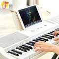 Интеллектуальный электронный орган для начинающих музыкальный инструмент приложение для умной игры образование 61-клавишное зондирование ...