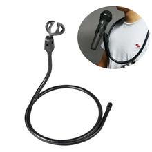 Универсальный держатель для микрофона шейный корсет подставка