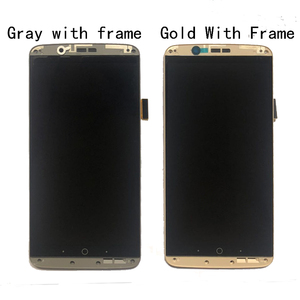 Image 5 - Original AMOLED for zte Axon 7 LCD with frame display touch screen digitizer Assembly for zte A2017 A2017U A2017G Axon7 LCD